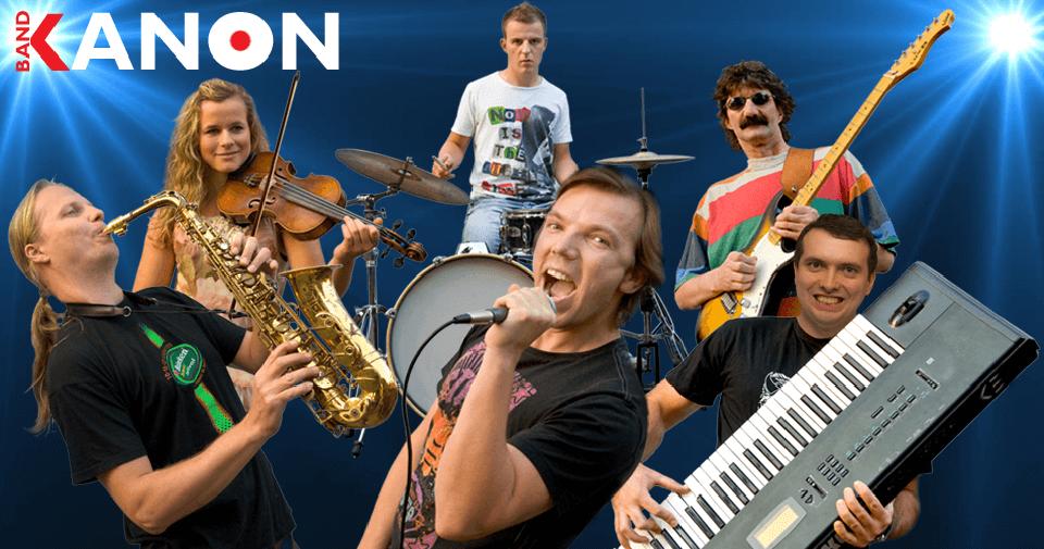 Zespół muzyczny na wesele | Warszawa – Kanon Band
